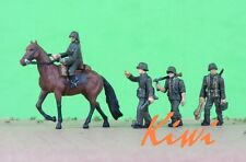 72_H PAINTED 1:72 DIORAMA SOLDIERS FIGURE WW2 BARBAROSSA GERMAN ARMY INFANTRY