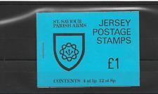 JERSEY 1978 St Saviour £1 Stamp Booklet - SB 28