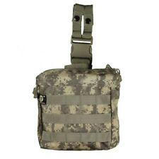 BULLE US Army Digital Camo UCP ACU LARGE DROP LEG DUMP POUCH MAG Dump Pouch