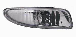 For 2001-2002 Dodge Neon Passenger Side Fog Light Lamp RH