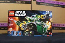 NEW Sealed Box! LEGO 7930 Star Wars Bounty Hunter Assault Gunship FREE Priority!