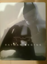 Batman begins Japan steelbook limited rare brand new and sealed