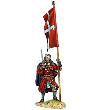 First Legion CRU093 Hospitaller Knight with Standard