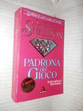 PADRONA DEL GIOCO Sidney Sheldon Tullio Dobner Mondadori I miti 35 1996 romanzo