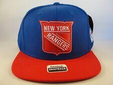 New York Rangers NHL Reebok Snapback Hat Cap