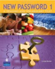 New Password 1: A Reading and Vocabulary Text (without MP3 Audio CD-ROM) by But