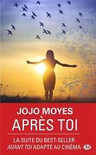 après toi Moyes  Jojo Neuf Livre