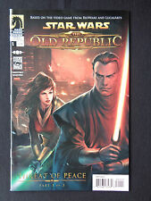 Star Wars The Old Republic Threat of Peace 1 Kevin Lau Variant NM/NM+ Dark Horse