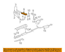 GM OEM-Exhaust Manifold 12557767