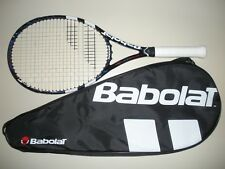 BABOLAT PURE DRIVE 107 TENNIS RACQUET 4 5/8 (NEW STRINGS) 2012