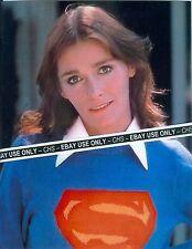 "MARGOT KIDDER COLOR 8x10 PHOTO ""SUPERMAN"" ""THE AMITYVILLE HORROR"" #9708"