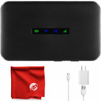 ZTE MAX Connect Unlocked Mobile Wifi Hotspot 4G LTE GSM Router MF928 150Mbps