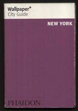 Wallpaper* City Guide: NEW YORK alternative guidebook USA