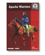 Waterloo 1815 Ap051 Apache Warriors Figuren In 1 72