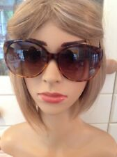 LOVELY MIU MIU LADIES TORTOISESHELL SUNGLASSES USED SOME SCRATCHES TO LENSES