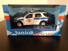 Cararama Junior Rescue - Mercedes Benz M 320 - Polizei 1:43 (094) TOP