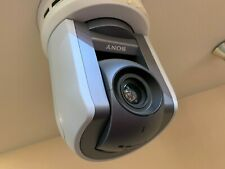 ONE (1)SONY BRC-300 3CCD ROBOTIC PTZ (PAN-TILT-ZOOM) COLOR VIDEO CAMERA