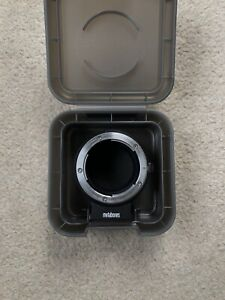 METABONES Adaptor NIKON F to SONY E-mount N/F-E mount - Excellent with Case.