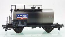 "KLEIN MODELLBAHN H0 3366 Kesselwagen ""MOBIL"" der DB in OVP (RB2797)"