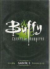 BUFFY CONTRE LES VAMPIRES / SAISON 3 - EPISODES 9 à 15 ( 2 DVD )