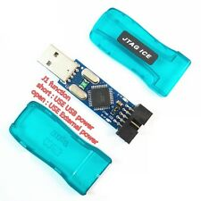 1PCS AVR USB Emulator debugger programmer JTAG ICE for Atmel NEW UK