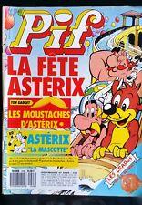 """Pif Gadget n°1048 du 04/1989; B.D. Astérix """"La mascotte"""""""