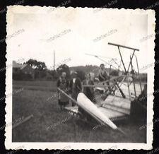 Foto-Traktor-Landmaschine-Heu-Technik-Landwirtschaft-Bauern