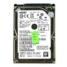 "Hitachi 750GB 5400RPM 2.5"" SATA Laptop Hard Drive Assorted Part Numbers"