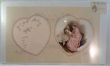 Old Print Factory Baby'S Birth Record Certificate Scrapbooking Framing #Crt001