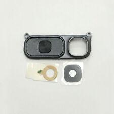 NUOVO LG G FLEX 2 H950 H955 FOTOCAMERA POSTERIORE LENTE IN VETRO CORNICE PULSANTI DEL VOLUME & Adesivo