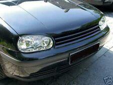 BLACK DEBADGED SPORTS BONNET GRILL FOR VW GOLF MK4 9/1997 - 9/2003 MODEL