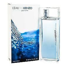 KENZO LEAU PAR MEN EDT 100 ML - COD - FREE SHIPPING