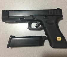 HFC Glock 17 G17 Gen 3 Airsoft GBB Pistol W/ Compensator