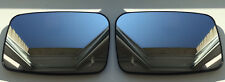 Pair Volvo 850 S40 V40 1991-2003 side Heated Door Mirror Glass & Backing Plate