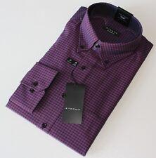 Hemd, Eterna, Gr. 40, pflegeleichte Baumwolle, Comfort Fit, normale Schnittform