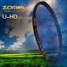 ZOMEI 77mm HD 18 layer HMC Ultra Slim MC UV Filter waterproof oilproof for HOYA