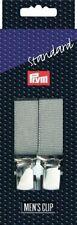 PRYM Porta pantaloniparentesi graffe Standard M/L 25 mm/110 cm Goldzack 944101
