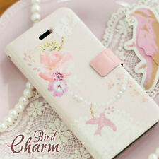 For Apple iPhone 6/6S Bird Charm Flip Phone Case Cover Happymori Gift Sale