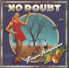 NO DOUBT - Tragic Kingdom (UK 14 Track CD Album)