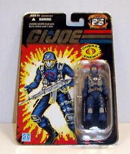 G.I Joe Cobra Officer Silver Foil Mint/Mint Card 25th Free Ship w/ Pro Packing
