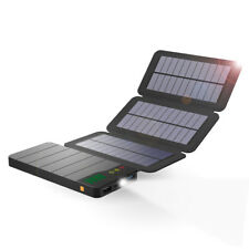 Power Bank Charger Solar Charging Phone Power Bank Battery USB Cell 10000mAh