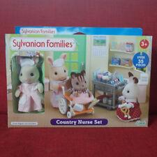 Sylvanian Families COUNTRY NURSE SET Epoch UK 5094 Calico Critters