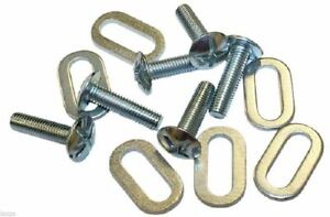 Look Keo Cleat Extra Long Screws & Washers 20mm 6 Pcs