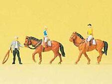 Preiser 79185 - Figuren Auf dem Reiterhof - Spur N - NEU