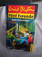 Fünf Freunde 13. Fünf Freunde jagen die Entführer von Enid Blyton (1988, Gebund…