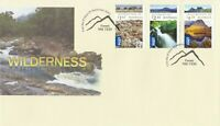 AFD1098) Australia 2012 Wilderness FDC Set. Price: $12.75