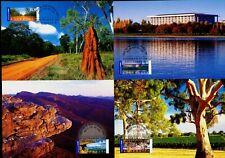 Australia Maximum / Maxi Cards - 2002 Panoramas of Australia II - International