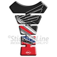 Adhésif protection du réservoir résine HONDA Tapis De adhésifs 3D pour H moto#34