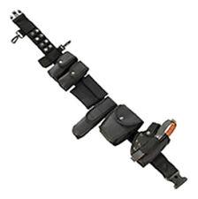 Cinturone Completo Security con Fondina e Accessori Cordura Guardia Giurata