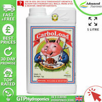 Advanced Nutrients CarboLoad 1L - Organic Plant Grow Feed Nutrient - 1 Litre